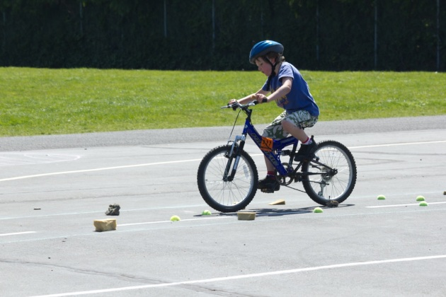 West Woodland Bike Rodeo